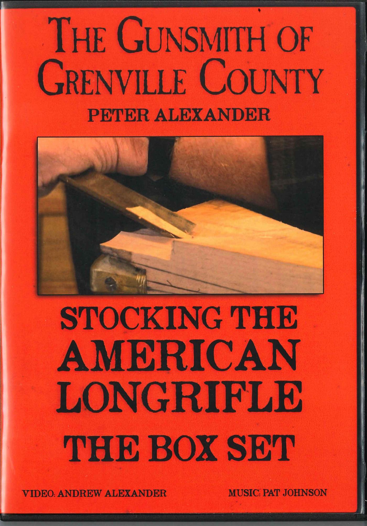 Log cabin shop for Log cabin gunsmithing